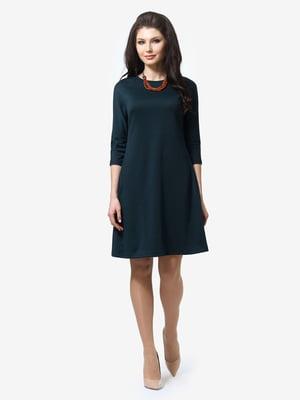 Сукня смарагдового кольору | 5626183