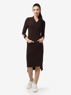 Сукня коричнева | 5626188