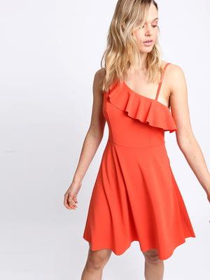 Сукня помаранчевого кольору | 5011817