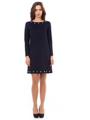 Сукня темно-синя | 5267340