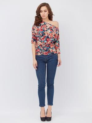 Блуза в принт | 5627558