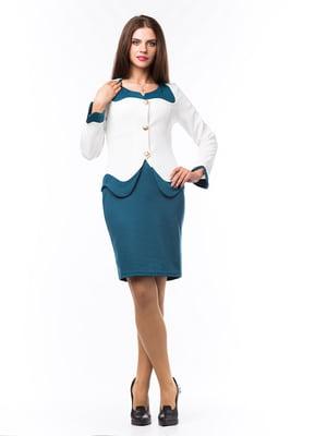 Комплект: сукня і жакет | 5627560