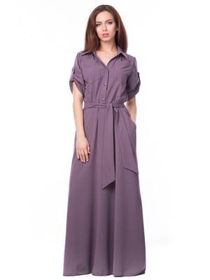 Платье фиолетовое | 5627594