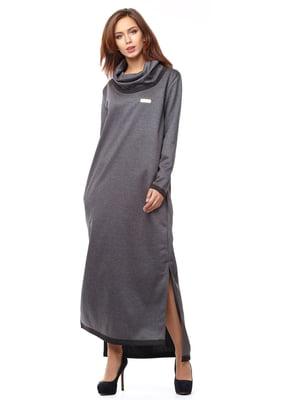 Платье серое | 5627621