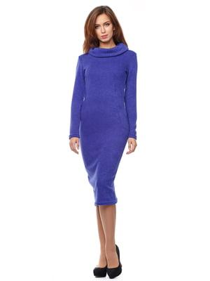 Платье цвета электрик | 5627627