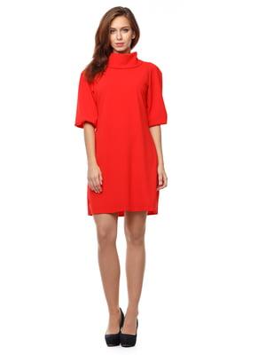 Платье красное | 5627630