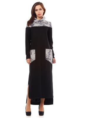 Платье черное | 5627652