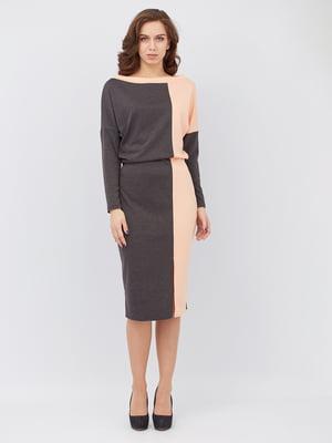 Сукня двоколірна | 5627662