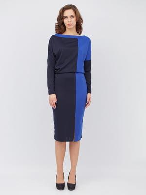 Платье двухцветное | 5627664
