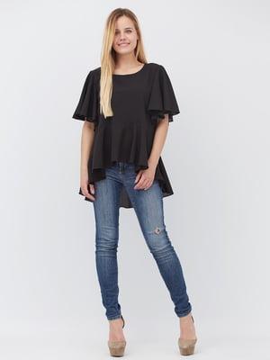 Блуза черная | 5627711