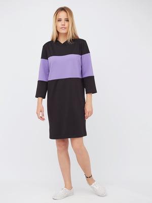 Сукня двоколірна | 5627718