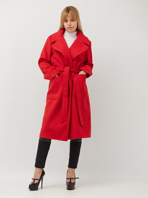Пальто червоне | 5627747