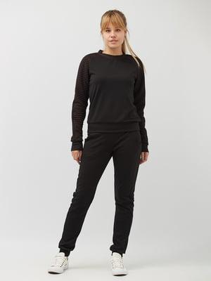Костюм спортивный: свитшот и брюки | 5627795