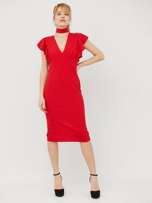 Сукня червона   5627805
