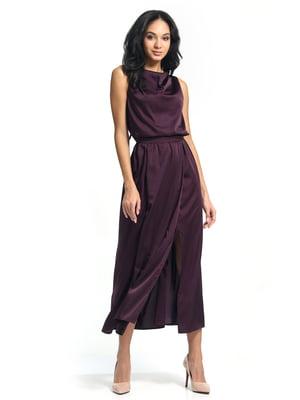 Платье фиолетовое | 5625984