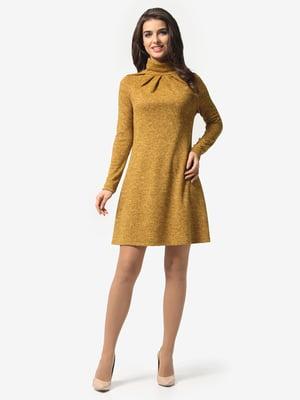 Сукня гірчичного кольору | 5626114