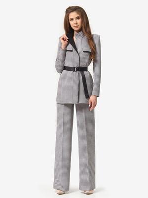 Костюм: жакет и брюки | 5626135