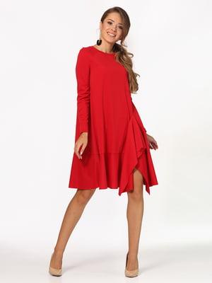 Платье красное | 5626164