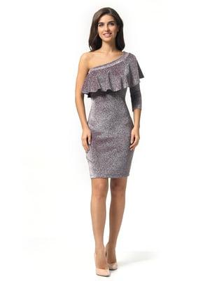 Платье бордовое   5626217
