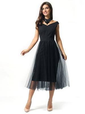 Платье черное | 5626250