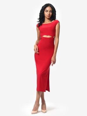 Платье красное   5626351