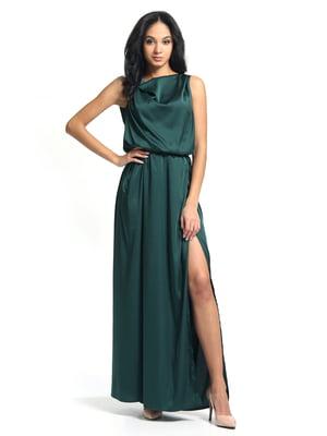 Платье зеленое | 5626368