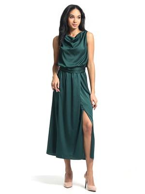 Платье зеленое   5626369