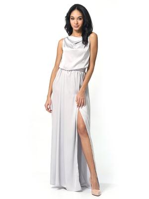 Платье светло-серое | 5626372
