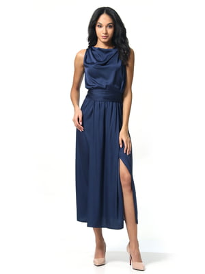 Сукня темно-синя | 5626379