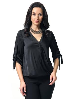 Блуза черная   5626502