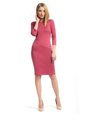 Платье фрезового цвета   5626515