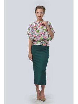 Костюм: блуза и юбка | 5626601