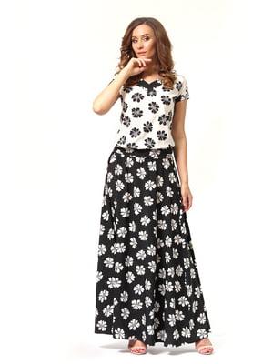 Комплект: блуза і спідниця | 5626692