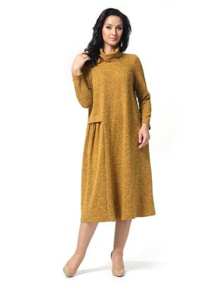 Сукня гірчичного кольору | 5626808