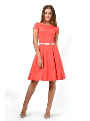 Сукня коралова | 5626868