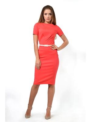 Сукня коралова | 5626872