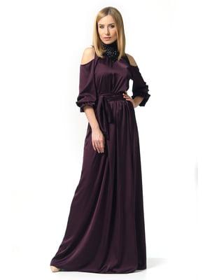 Платье фиолетовое | 5626903