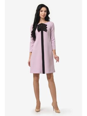 Платье лилового цвета | 5626958