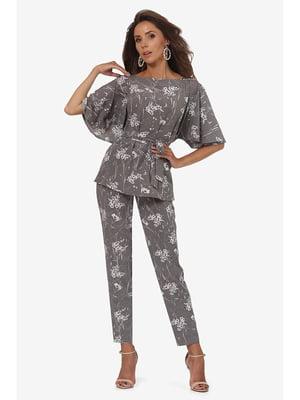 Комплект: блуза и брюки | 5627007