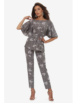Комплект: блуза і штани | 5627007