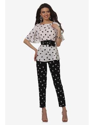 Комплект: блуза і штани | 5627012