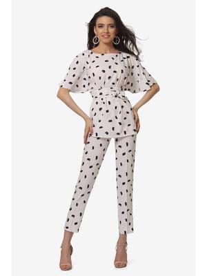 Комплект: блуза и брюки | 5627013