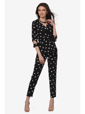 Костюм: блуза и брюки | 5627042