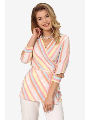Блуза в смужку | 5627046