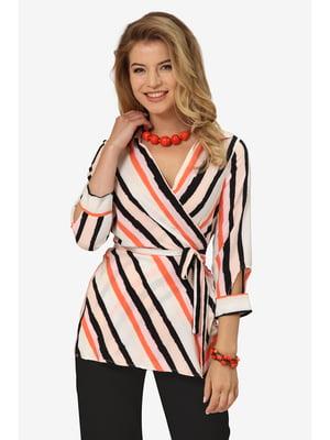 Блуза в смужку | 5627047