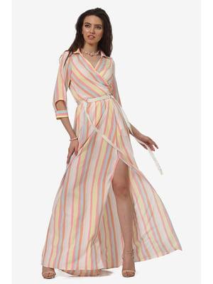 Платье в полоску | 5627062