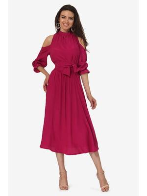 Сукня малинова | 5627088