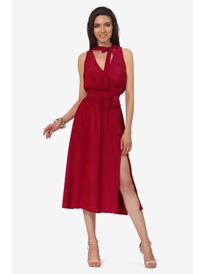 Платье красное | 5627155
