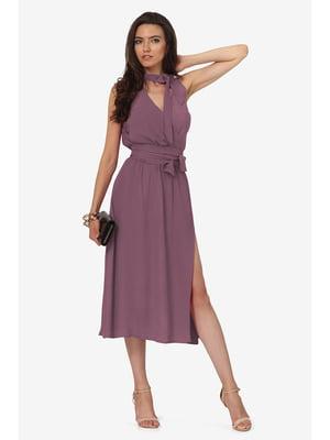 Сукня фрезового кольору | 5627156