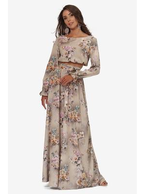 Комплект: блуза і спідниця | 5627231